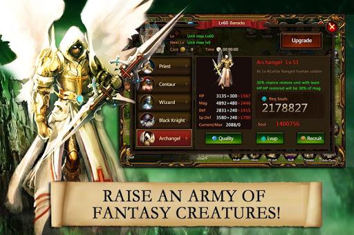 Legend of Lords screenshot 1