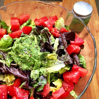 Raw Vegan Green Goddess Dressing