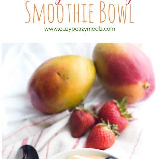 Mango Tango Smoothie Bowl