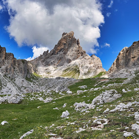 Dolomites 4 by Igor Gruber - Landscapes Mountains & Hills