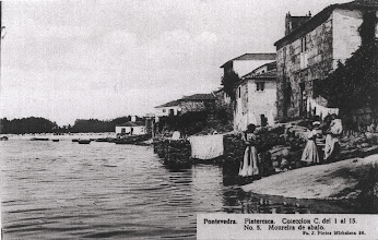 Photo: Moureira de Abaixo coa marea chea.