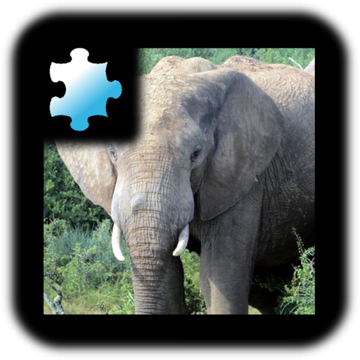Jigsaw Puzzle: Elephant Android APK Download Free By CLEVERBIT