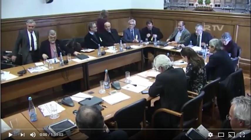 Vídeo - Médicos demissionários do CHTMAD recebidos na Assembleia da República
