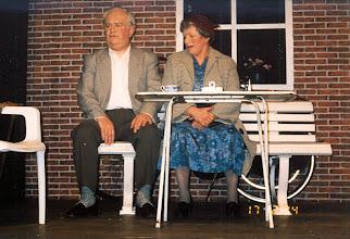 Photo: Piet Philips en Seichien Vedder