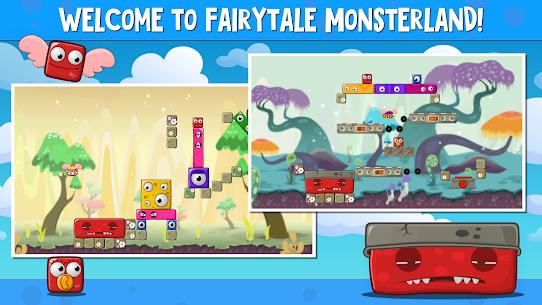 Monsterland 2 MOD (Unlock All Levels) 1