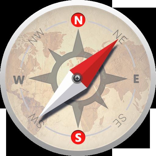 Powerful  Compass 工具 App LOGO-硬是要APP