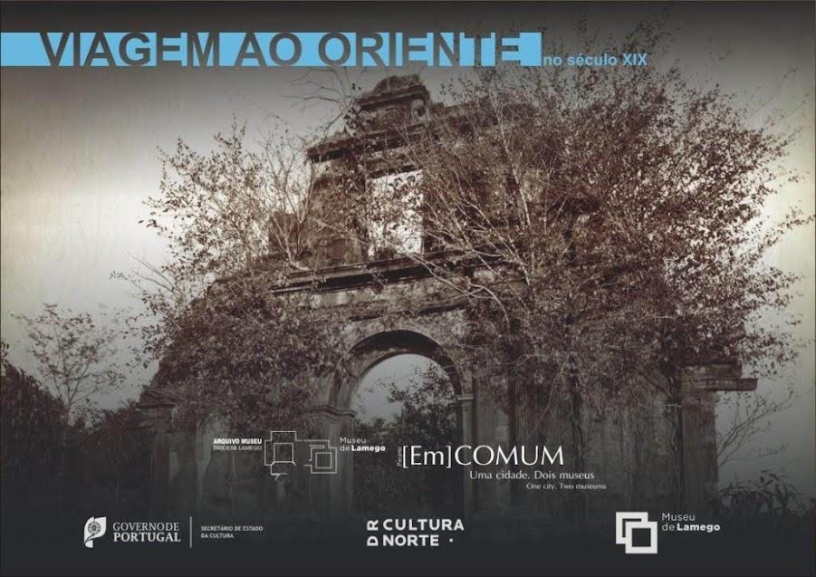 """""""Viagem ao Oriente"""" já está online - Museu de Lamego"""