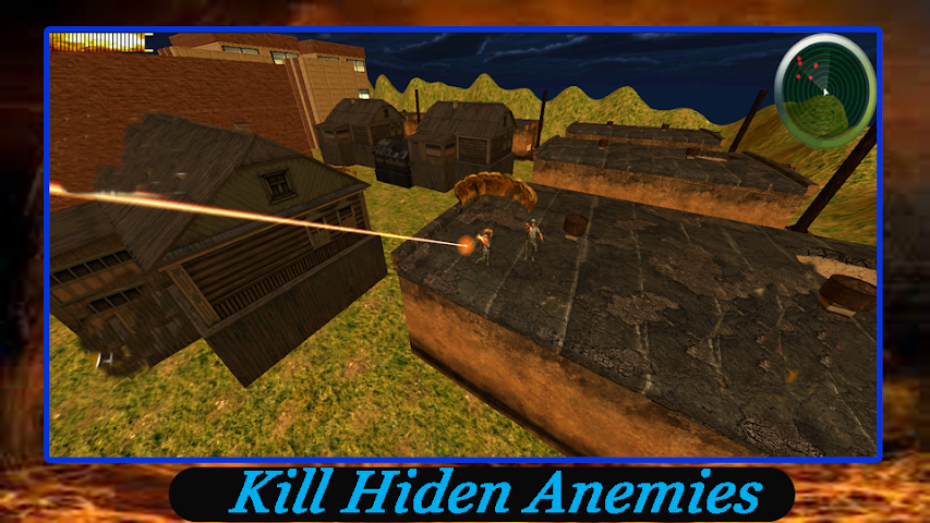android Dragon Commando Helicopter War Screenshot 4