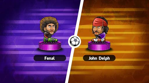 Head Soccer Star League  code Triche 1
