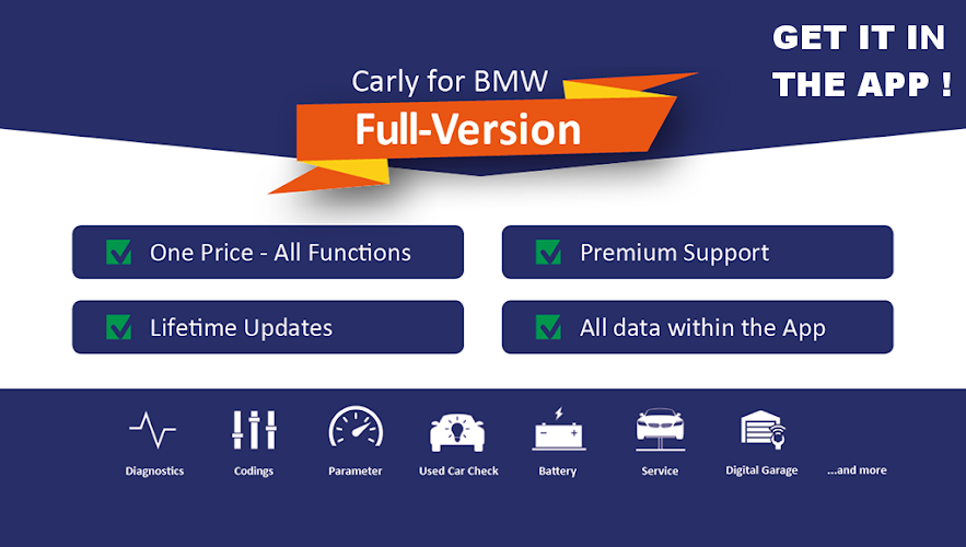 Download Carly for BMW APK latest version app by Carly - Connected
