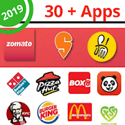 All In One Food Ordering App| Food Delivery Online