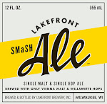 Lakefront Smash Ale