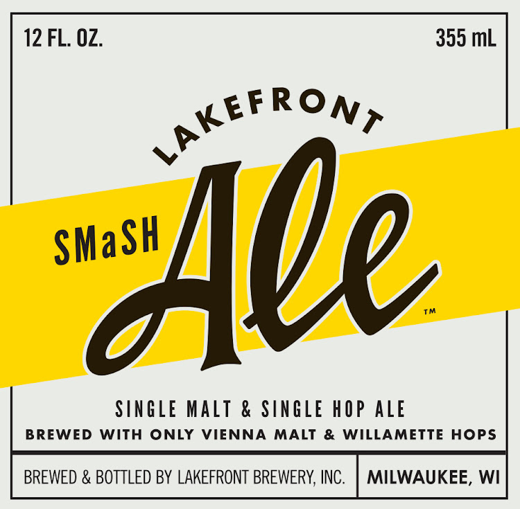 Logo of Lakefront Smash Ale