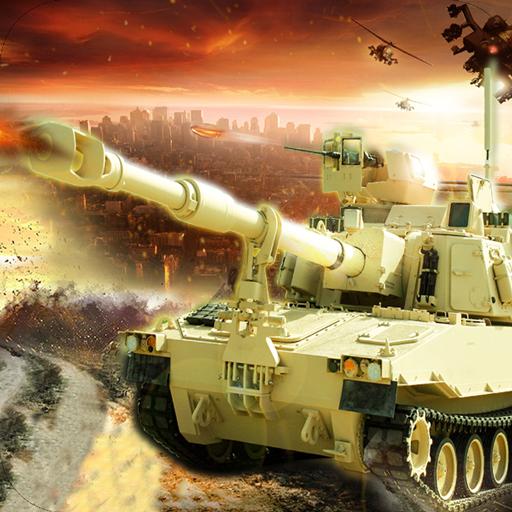 坦克團的戰鬥2016年 動作 App LOGO-硬是要APP