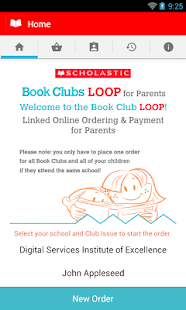 Book Clubs Loop- screenshot thumbnail