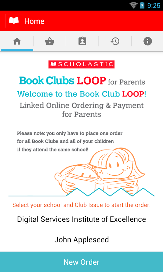 Book Clubs Loop- screenshot