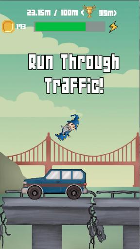 FreeRunner: Rooftop Escape 1.0.7 screenshots 4