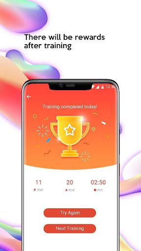 Fitness Time  screenshots 3
