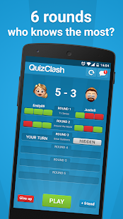 Game QuizClash™ APK for Windows Phone