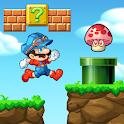 Super Machino go: world adventure game icon
