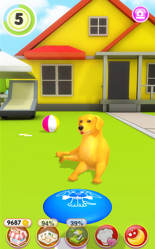 My Talking Puppy screenshots 12