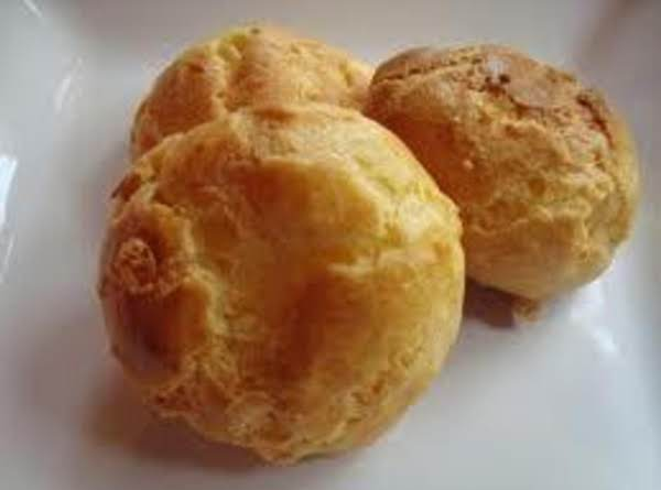 Cheddar Cheese Puffs Recipe