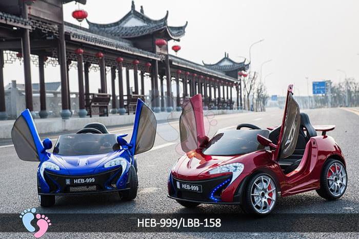 Xe hơi điện kiểu dáng thể thao LBB-158 2