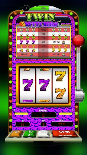 Twin Witches Free Slot Machine