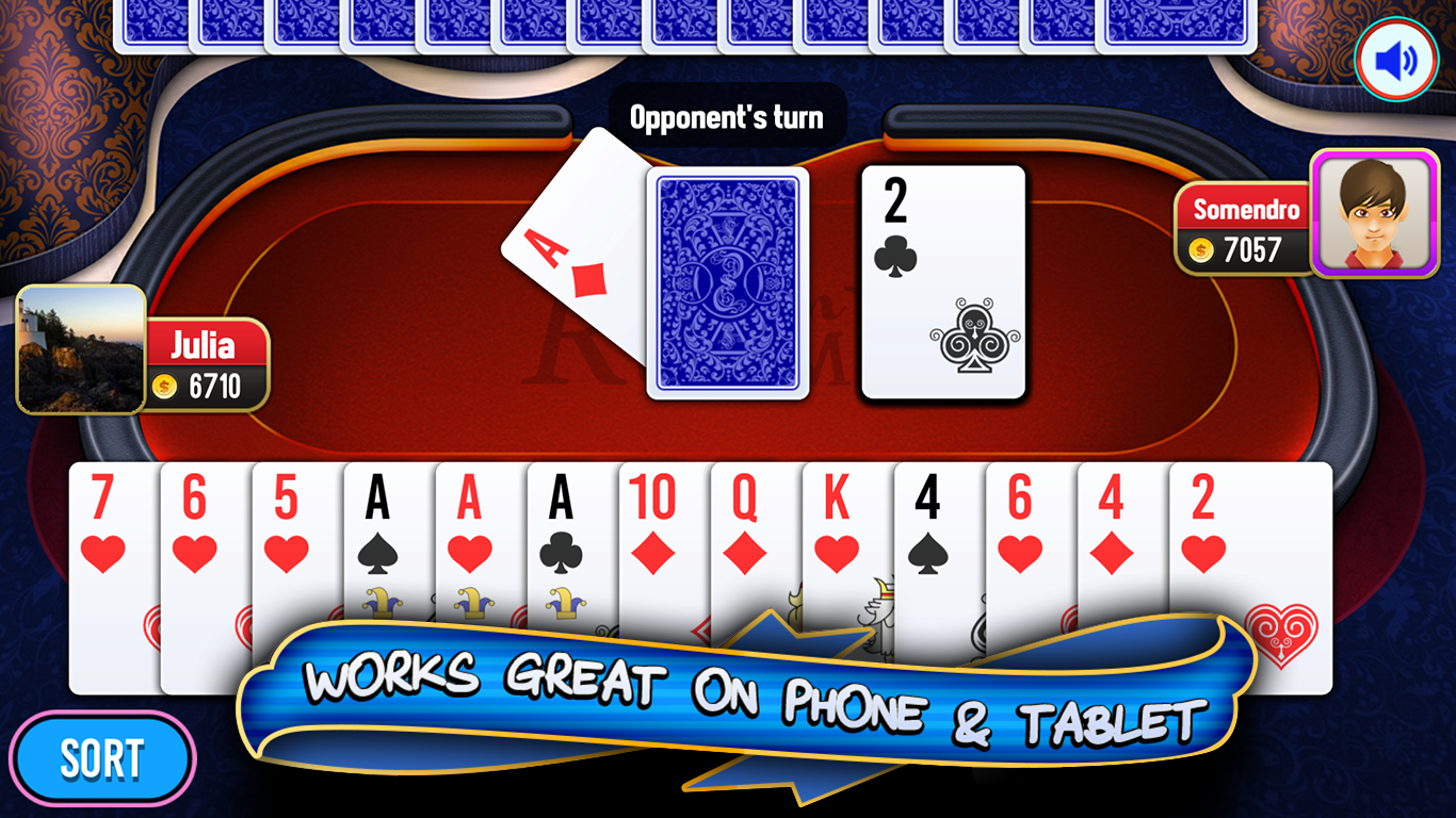Rummy- screenshot