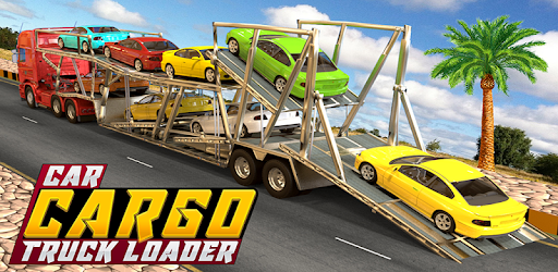 Heavy Truck Loader - Car Cargo Transport