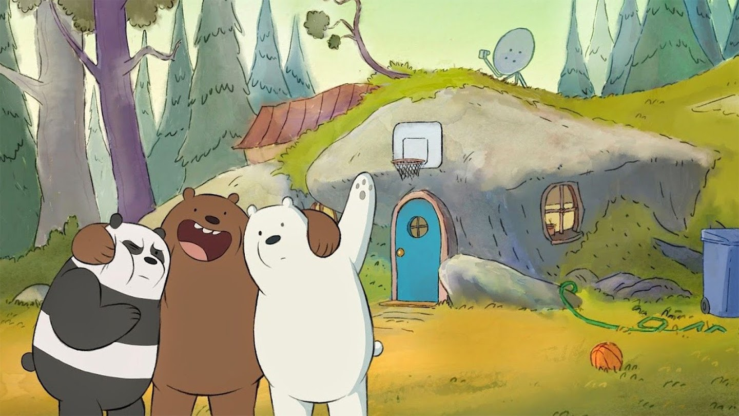 Watch We Bare Bears live