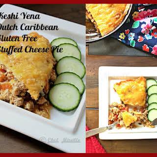 Keshi Yena – Dutch Caribbean Gluten Free Savory Pie.