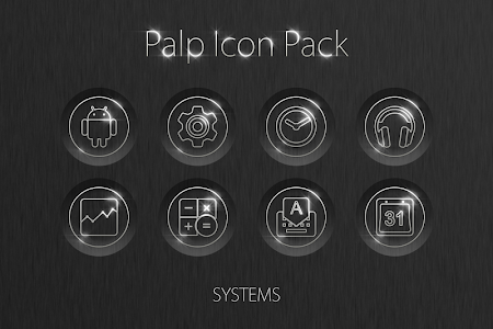 Palp Icon Pack v2.2.0