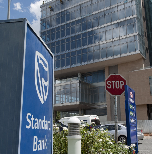 Forex standard bank