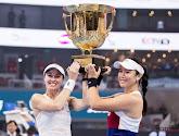 Martina Hingins zet er na de WTA Finals in Singapore definitief een punt achter