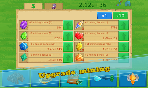 Idle Gold gem clicker  screenshots EasyGameCheats.pro 3