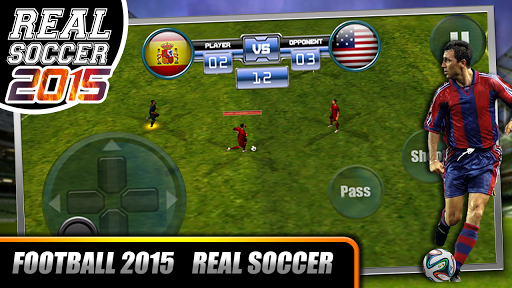 FOOTBALL 2015;Real Soccer