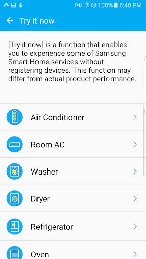 Samsung Smart Home 3.1072.19.204 screenshots 4
