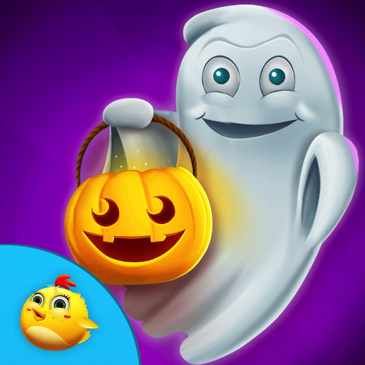 Talking Halloween Ghost 教育 App LOGO-硬是要APP