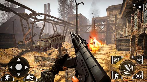 Commando Global Strike Adventure 1.0 screenshots 8