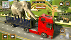 screenshot of Wild Animal Transporter Truck Simulator Games 2018