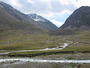 Photo: Gezart ravine, crotch with Bakalak