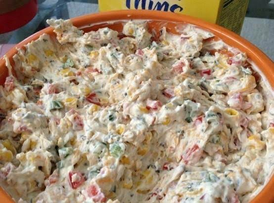 Skinny Poolside Dip Recipe