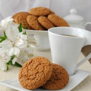 Nut Butter Protein Breakfast Cookies.