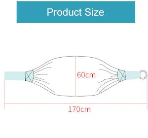 Marsupiu Sling port-bebe, sistem de purtare ergonomic, maxim 15 kg