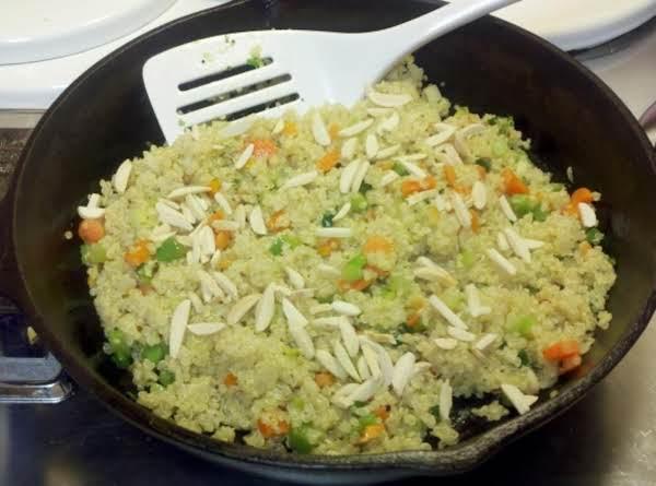 Susan's Quinoa Pilaf