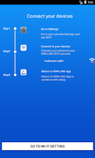 App WAVLINK APK for Windows Phone