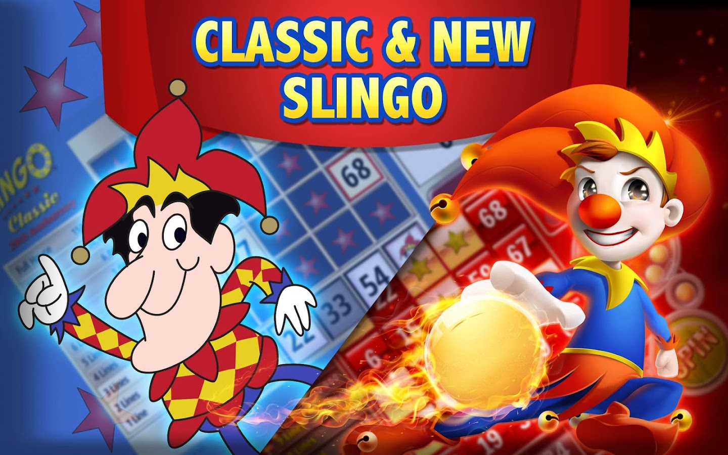 Slingo Casino Games