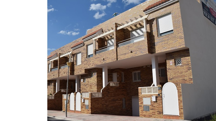 Fomento del sureste nuevas viviendas triplex