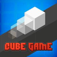 3D Cube Jump Game